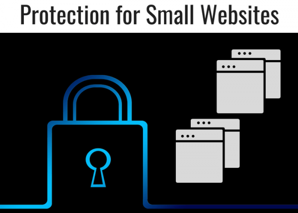 Protection for small websites
